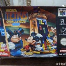Videojuegos y Consolas: MAGICAL TETRIS CHALLENGE PARA NINTENDO 64. Lote 261647530