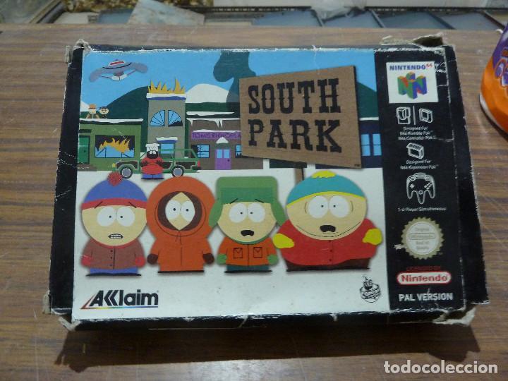 SOUTH PARK PARA NINTENDO 64 (Juguetes - Videojuegos y Consolas - Nintendo - Nintendo 64)