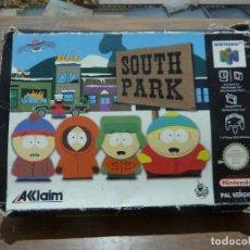 Videojuegos y Consolas: SOUTH PARK PARA NINTENDO 64. Lote 261783315