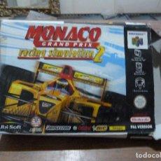 Videojuegos y Consolas: MONACO GRAND PRIX RACING SIMULATION 2. Lote 261786530