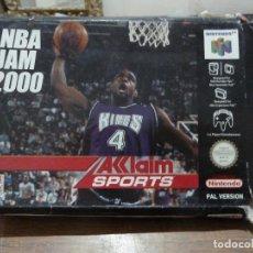Videojuegos y Consolas: NBA JAM 2000 PARA NINTENDO 64. Lote 261966935