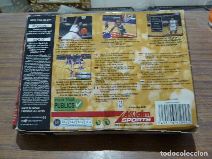 Videojuegos y Consolas: NBA JAM 2000 PARA NINTENDO 64 - Foto 3 - 261966935