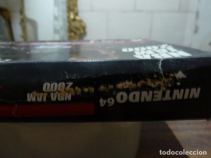 Videojuegos y Consolas: NBA JAM 2000 PARA NINTENDO 64 - Foto 5 - 261966935
