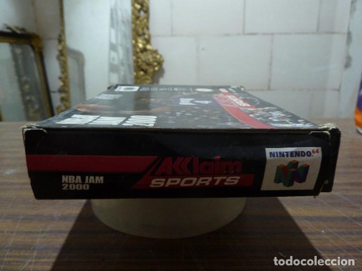 Videojuegos y Consolas: NBA JAM 2000 PARA NINTENDO 64 - Foto 7 - 261966935