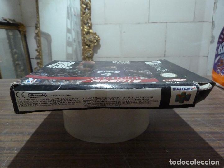 Videojuegos y Consolas: NBA JAM 2000 PARA NINTENDO 64 - Foto 8 - 261966935