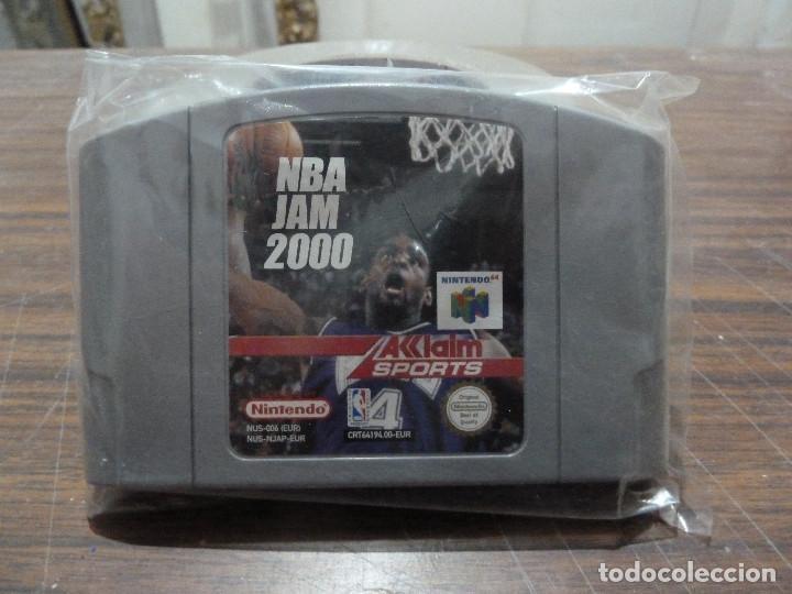 Videojuegos y Consolas: NBA JAM 2000 PARA NINTENDO 64 - Foto 10 - 261966935