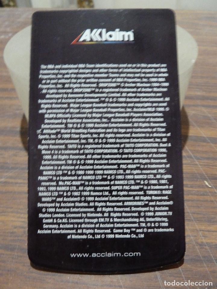 Videojuegos y Consolas: NBA JAM 2000 PARA NINTENDO 64 - Foto 13 - 261966935
