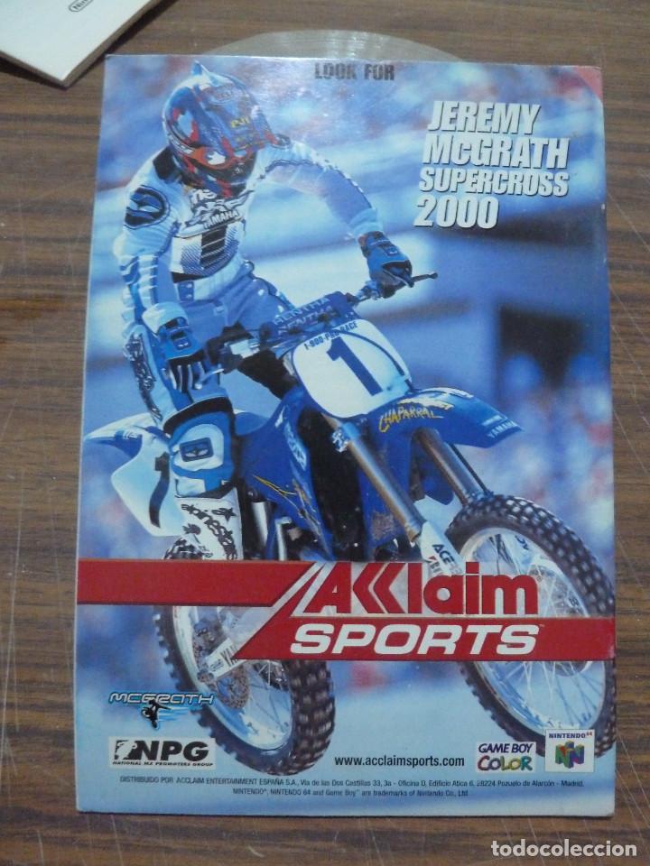 Videojuegos y Consolas: NBA JAM 2000 PARA NINTENDO 64 - Foto 17 - 261966935