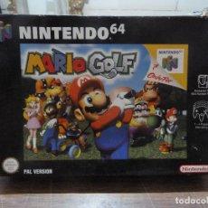 Videojuegos y Consolas: MARIO GOLF PARA NINTENDO 64. Lote 261973245