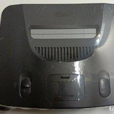 Videogiochi e Consoli: CONSOLA NINTENDO 64 - MANDO + CABLES Y EUROCONECTOR. Lote 264085985
