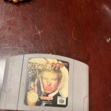 Videojuegos y Consolas: JUEGO NINTENDO 64 GOLDEN 007. Lote 265132004