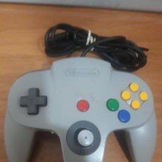 Videojuegos y Consolas: MANDO ORIGINAL NINTENDO 64. Lote 267508899
