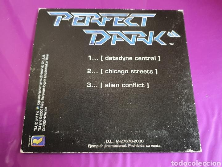 Videojuegos y Consolas: PERFECT DARK DE LOS CREADORES DE GOLDEN EYE PARA NINTENDO 64 - Foto 2 - 268257539