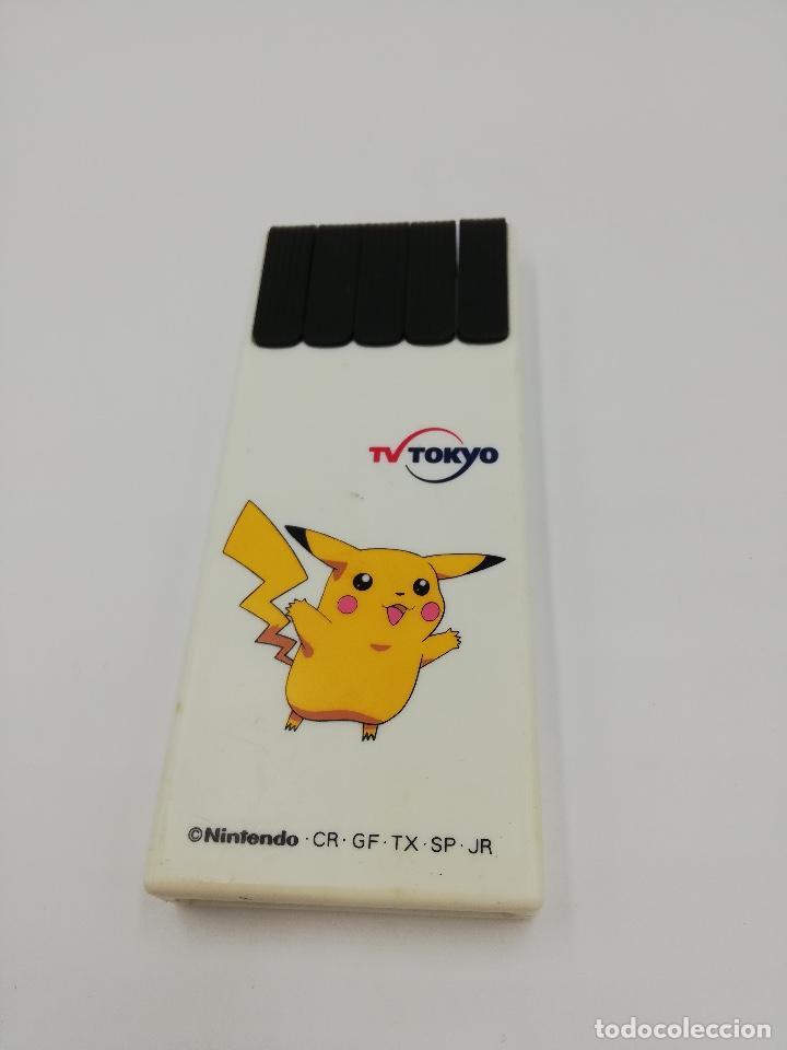 NINTENDO TV TOKIO ESTILOGRAFOS Y ROTULADORES (Juguetes - Videojuegos y Consolas - Nintendo - Nintendo 64)