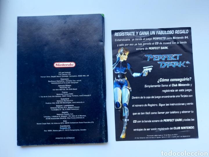 Videojuegos y Consolas: Perfect Dark completo Nintendo 64 - Foto 3 - 268944729