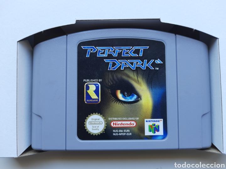 Videojuegos y Consolas: Perfect Dark completo Nintendo 64 - Foto 4 - 268944729