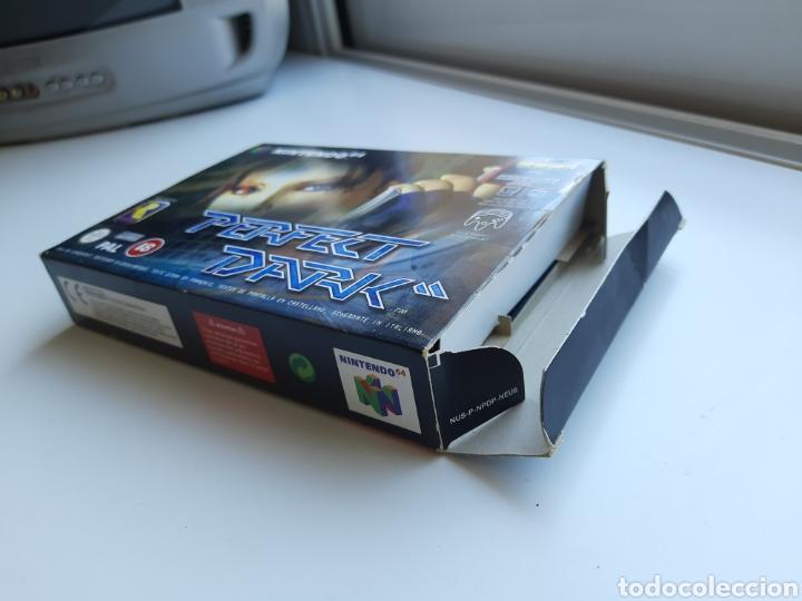 Videojuegos y Consolas: Perfect Dark completo Nintendo 64 - Foto 5 - 268944729