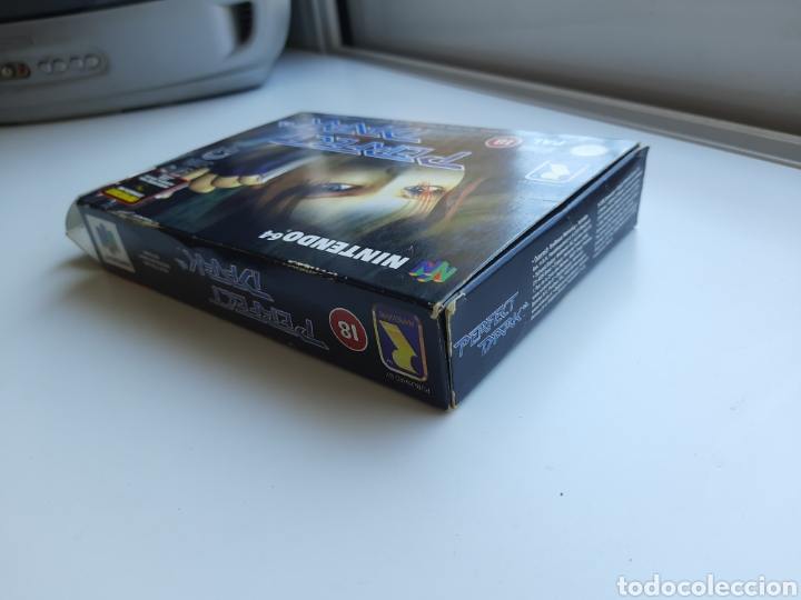 Videojuegos y Consolas: Perfect Dark completo Nintendo 64 - Foto 7 - 268944729