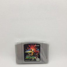 Videojuegos y Consolas: LYLAT WARS - STAR FOX NINTENDO 64 N64 JAPANIMPORT. Lote 272014858