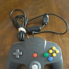 Videojuegos y Consolas: MANDO ORIGINAL NINTENDO 64. Lote 272751563