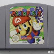 Videojuegos y Consolas: NINTENDO 64 N64 MARIO PARTY SOLO CARTUCHO PAL EUR. Lote 272918198