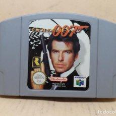 Videojuegos y Consolas: NINTENDO 64 GOLDENEYE 007 PAL. Lote 275038903