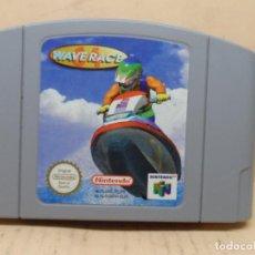 Videojuegos y Consolas: NINTENDO 64 WAVERACE 64 PAL. Lote 275200328