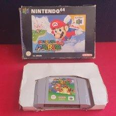Videojuegos y Consolas: JUEGO NINTENDO 64 SUPER 64 MARIO. Lote 275650343
