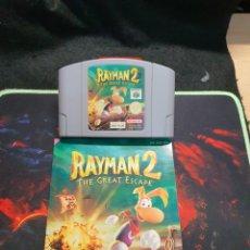 Videojuegos y Consolas: NINTENDO N64 RAYMAN 2. Lote 275968868