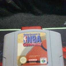 Videojuegos y Consolas: NINTENDO N64 KOBE BRYANT IN NBA COURTSIDE. Lote 275969088