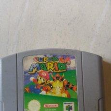 Videojuegos y Consolas: SUPER MARIO 64 N64 NINTENDO 64. Lote 276085573