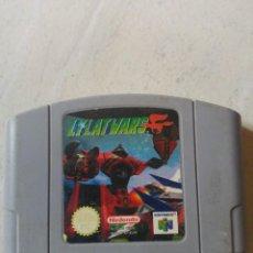 Videojuegos y Consolas: LYLAT WARS N64 NINTENDO 64. Lote 276085768