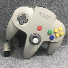 Videojuegos y Consolas: CONTROLLER GRIS NINTENDO 64. Lote 277309158