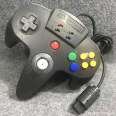 Videojuegos y Consolas: CONTROLLER NEGRO HUDSON NINTENDO 64. Lote 277309188