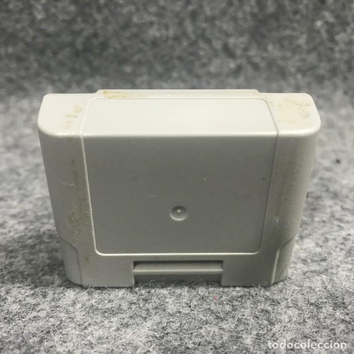 Videojuegos y Consolas: CONTROLLER PAK NINTENDO 64 - Foto 2 - 277309163