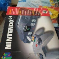 Videojuegos y Consolas: NINTENDO 64 CAJA. Lote 277598323