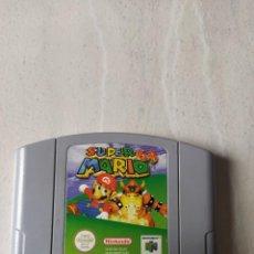 Videojuegos y Consolas: MARIO 64 N64 NINTENDO 64 PAL-EUROPA. Lote 278445873