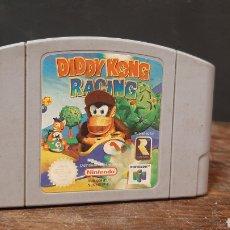 Videojogos e Consolas: DIDDY KONG RACING NINTENDO 64 PAL. Lote 285094478