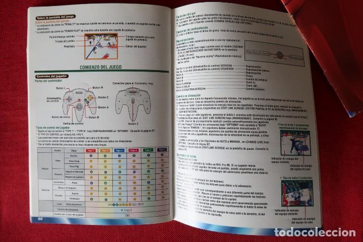 Videojuegos y Consolas: 4 INSTRUCCIONES PARA WII Y NINTENDO 64 CON IDIOMA ESPAÑOL - Foto 3 - 285421438