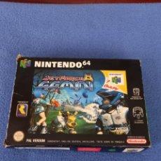 Jeux Vidéo et Consoles: CAJA JUEGO JETFORCE GEMINI NINTENDO 64. Lote 285593083