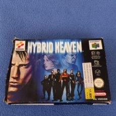 Jeux Vidéo et Consoles: CAJA JUEGO HYBRID HEAVEN NINTENDO 64. Lote 285594298