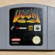 Jeux Vidéo et Consoles: DOOM 64 - PAL ESP / EUR - 100% ORIGINAL - NINTENDO 64 - N64 - CARTUCHO EN BUEN ESTADO. Lote 287160623