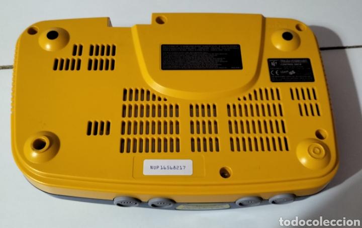 Videojuegos y Consolas: Nintendo 64 Edición Pikachu - Foto 7 - 287161133