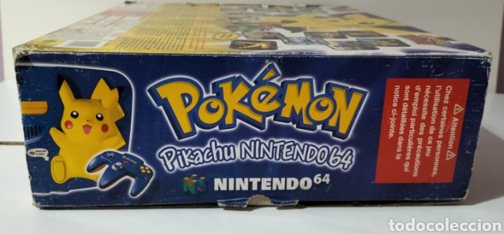 Videojuegos y Consolas: Nintendo 64 Edición Pikachu - Foto 9 - 287161133