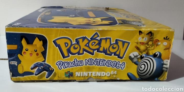 Videojuegos y Consolas: Nintendo 64 Edición Pikachu - Foto 10 - 287161133