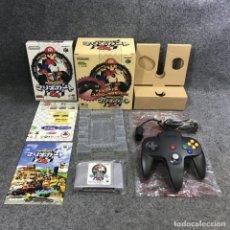 Videojuegos y Consolas: MARIO KART 64 JAP+CONTROLLER NINTENDO 64. Lote 287179523