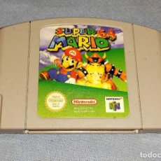 Jeux Vidéo et Consoles: JUEGO SUPER MARIO 64 DE NINTENDO. Lote 287767643