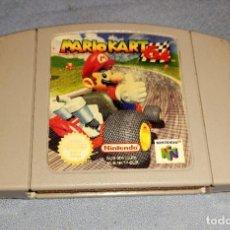 Jeux Vidéo et Consoles: JUEGO SUPER MARIO KART 64 NINTENDO. Lote 287768993