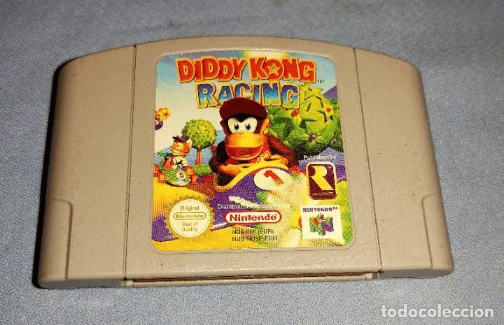JUEGO DIDDY KONG RACING NINTENDO (Juguetes - Videojuegos y Consolas - Nintendo - Nintendo 64)