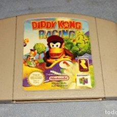 Videojuegos y Consolas: JUEGO DIDDY KONG RACING NINTENDO. Lote 287769323